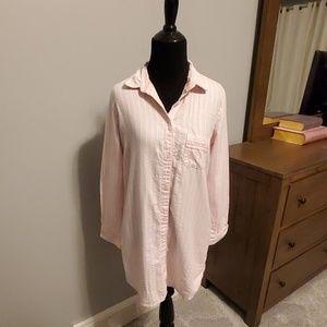 Victoria's Secret sleep shirt xs